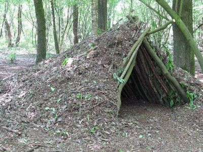 Easy-To-Build Winter Survival Shelters That Could Save Your Life