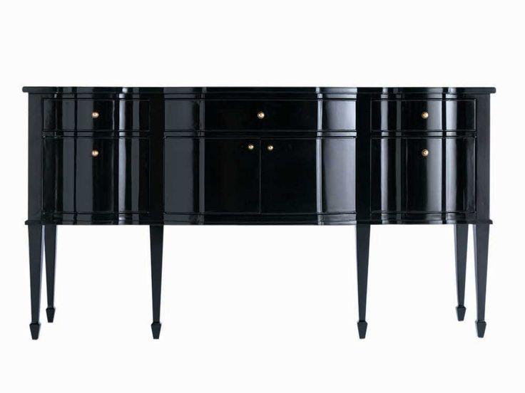 Best + Black painted furniture ideas only on Pinterest  Black
