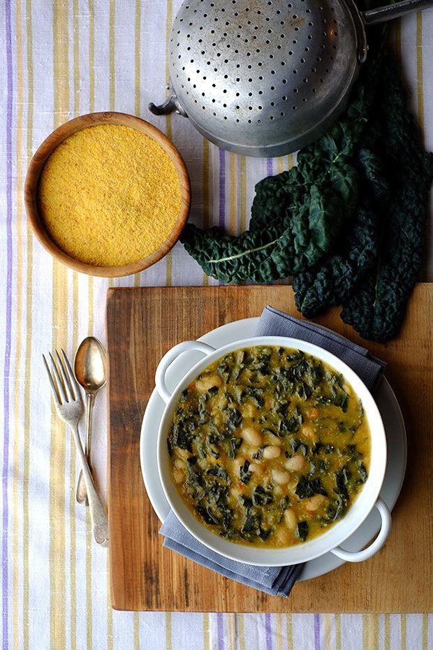 Farinata di cavolo nero - GranoSalis - Blog di cucina naturale e consapevole
