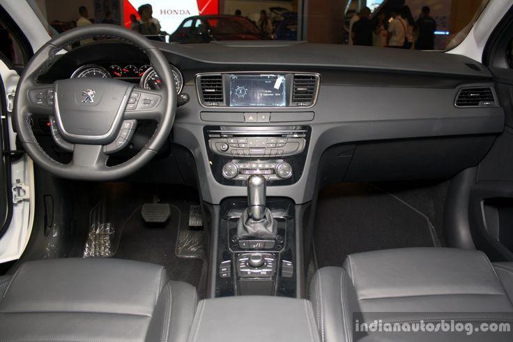 2016 Peugeot 508 Interior HD Desktop Wallpaper