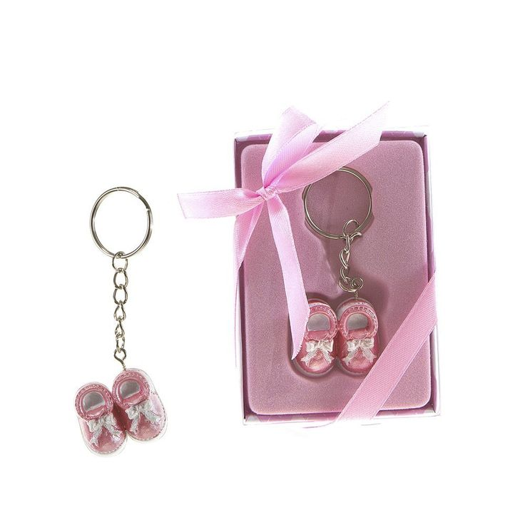 Wonderful Baby Shoes Key Chains Return Gifts