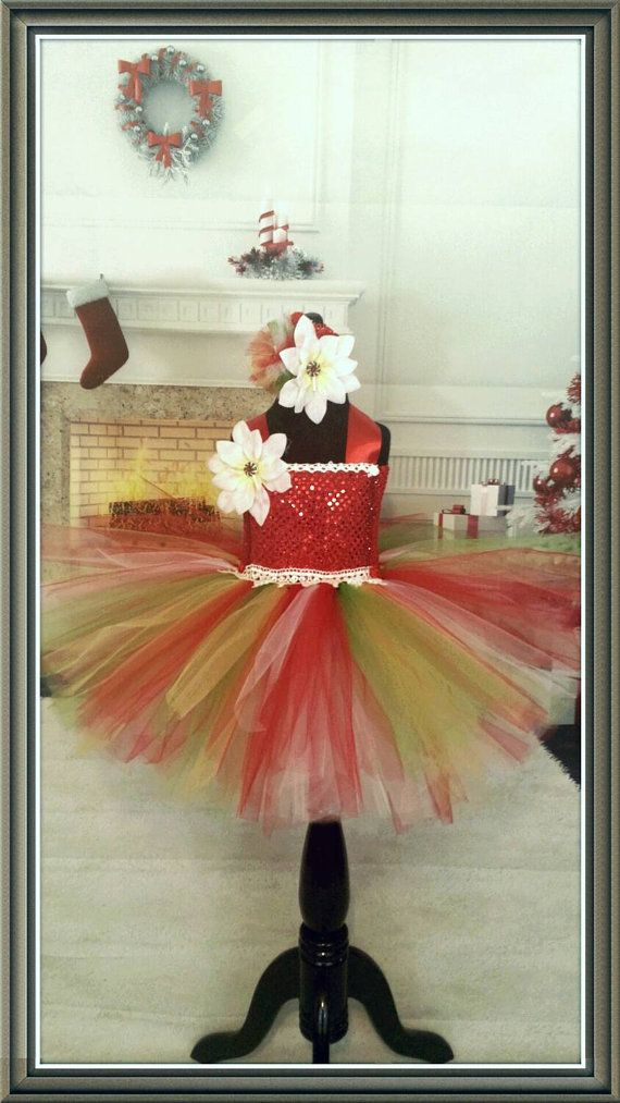 Check out this item in my Etsy shop https://www.etsy.com/listing/254839221/christmas-tutu-dress-christmas-dress-red