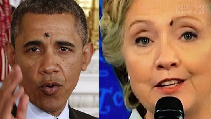 Obama Reacts To Alex Jones Calling Him and Hillary Demons! Video Proof T...