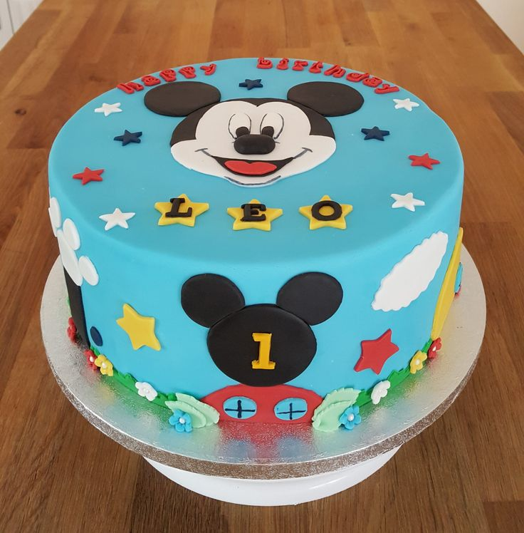 Cake Designs Mickey Mouse : 17 Best ideas about Mickey Mouse Cake on Pinterest ...