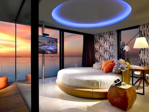 """Can a """"Rock Star"""" Suite Live Up To Its Name? Hard Rock Hotel Ibiza Rock Star Suite - $1, 067 a night suite!"""