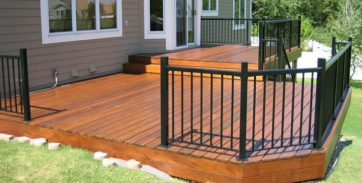 Deck Railings, Outdoor Railings And Porch Railings