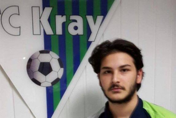 FC Kray, Saison 2017/18, Malik Durmus, Landesliga Niederrhein, FC Kray, Saison 2017/18, Malik Durmus, Landesliga Niederrhein