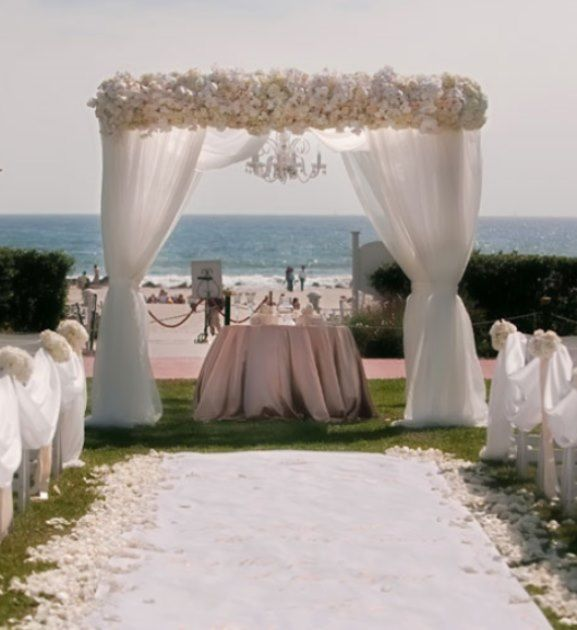 Night Beach Wedding Ceremony Ideas: Pinterest • The World's Catalog Of Ideas