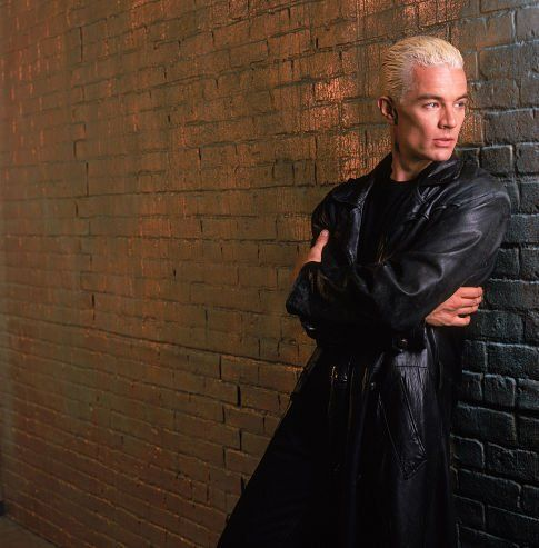 James Marsters as Spike  ~That bad boy hotness factor made him more than drool worthy~