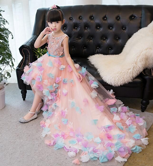 modern stylish gown for girls