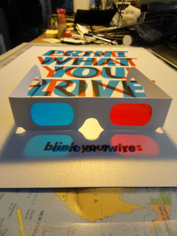 PRINT WHAT YOU LOVE / LOVE WHAT YOU PRINT by tind , via Behance