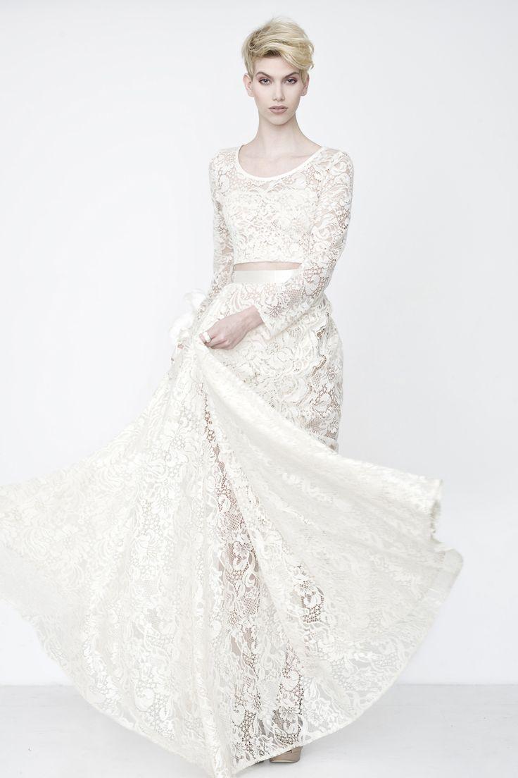 OMG. Beautiful.  Makány Márta dress.