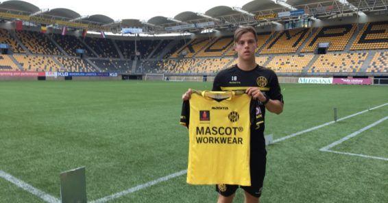 Jorn Vancamp op huurbasis naar Roda JC Kerkrade