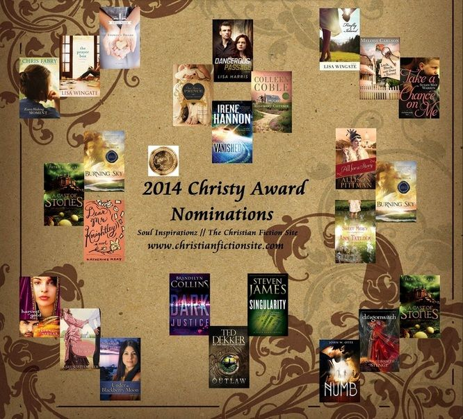 The Christy Awards: 2014 Nominees Announced - Soul Inspirationz | The Christian Fiction Site