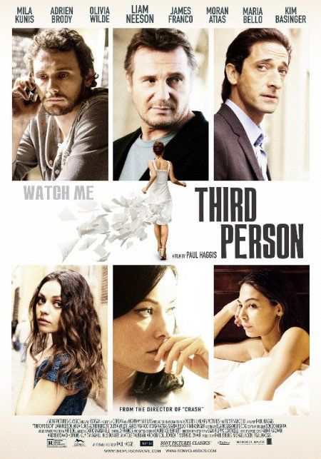 movieschocolatebooks: Third person or the butterfly effect in reserve