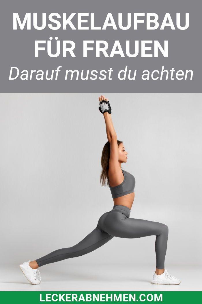 Ein Schneller Muskelaufbau Kann Nur Funktionieren Wenn Training Und Ernahrung Optimiert Werden Erfahre Hier In 2020 Muskelaufbau Trainingsplan Schneller Muskelaufbau