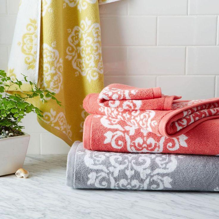 1004 Best Images About Bath Towel Ideas On Pinterest