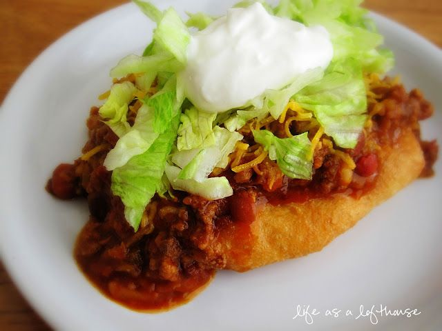 Navajo Tacos - Life In The Lofthouse