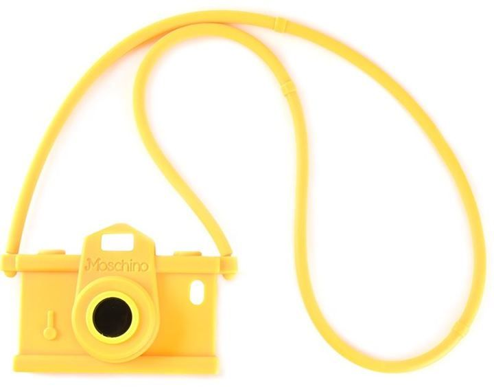 Moschino camera iPhone case   | @kimludcom