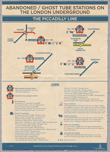 abandoned tube stations - picadilly line #map #tube