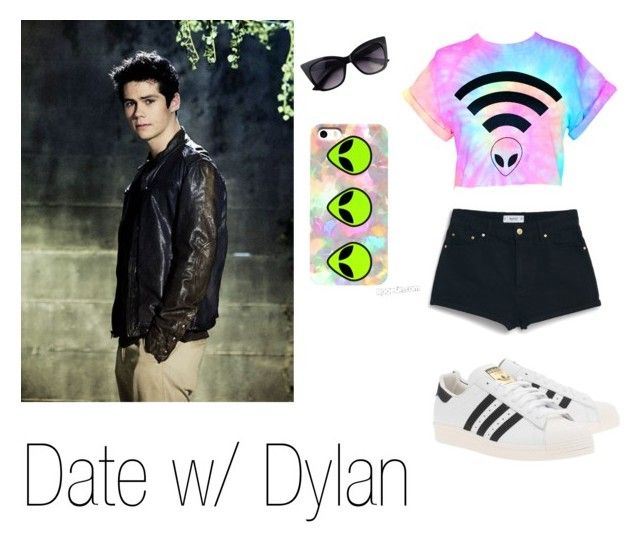 """Date w/ Dylan O'Brien"" by voilet-wolsey on Polyvore"