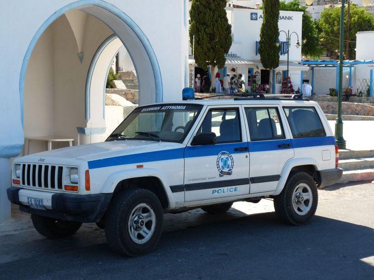 Полицейский участок о. Тилос (Греция)
