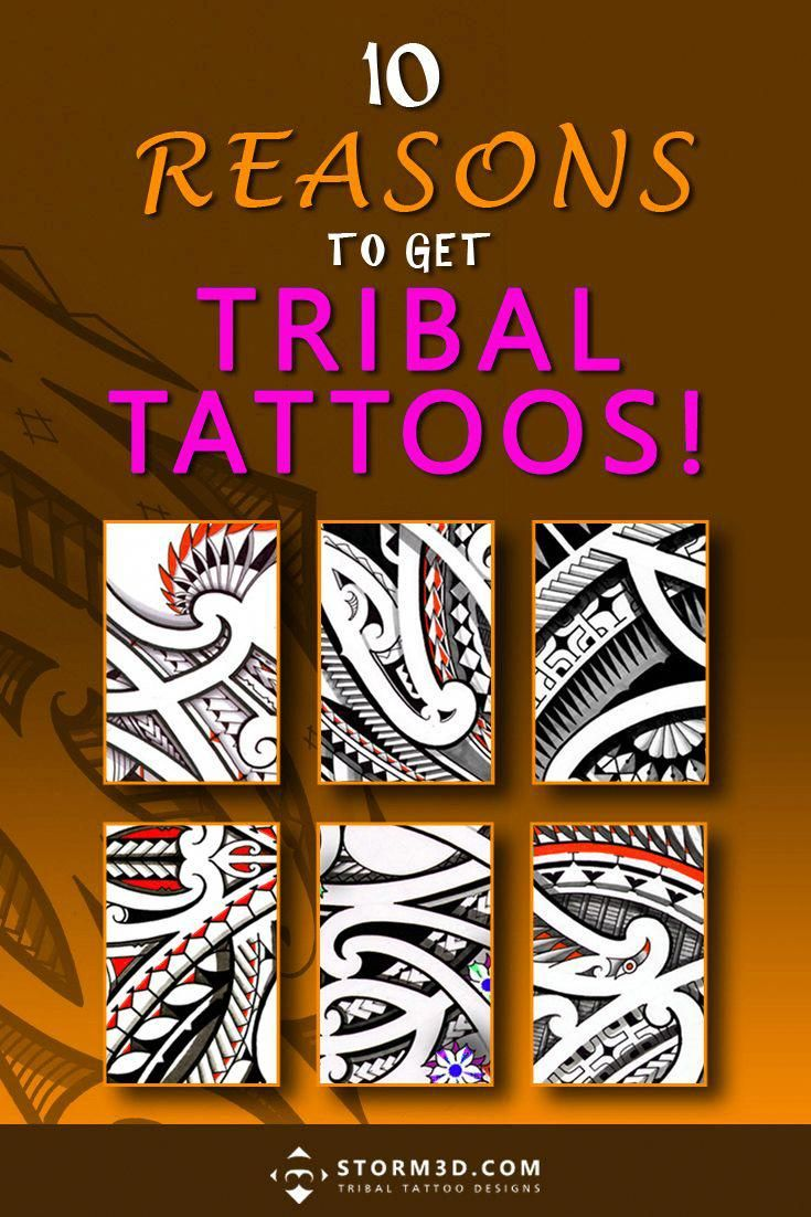 be3fd0e1b Why get a new tattoo? Well, check out these #stunning #tribal #designs by  #polynesian #tattoo designer Mark Storm. The most beautiful #patterns and  #ideas ...