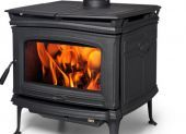 Pivot Stove & Heating Company - Low Carbon Wood Heaters - Alderlea Wood Heater Range