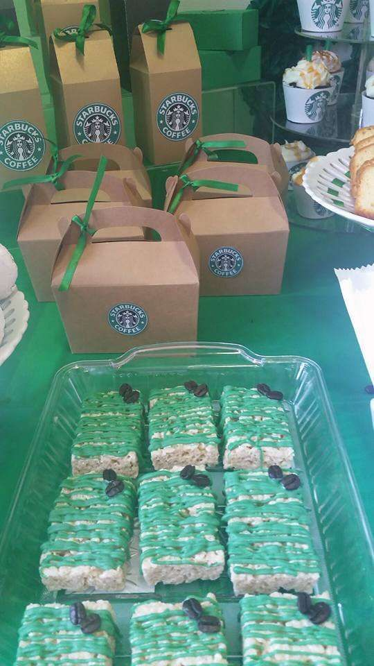 Starbucks Birthday Party Ideas | Photo 8 of 11