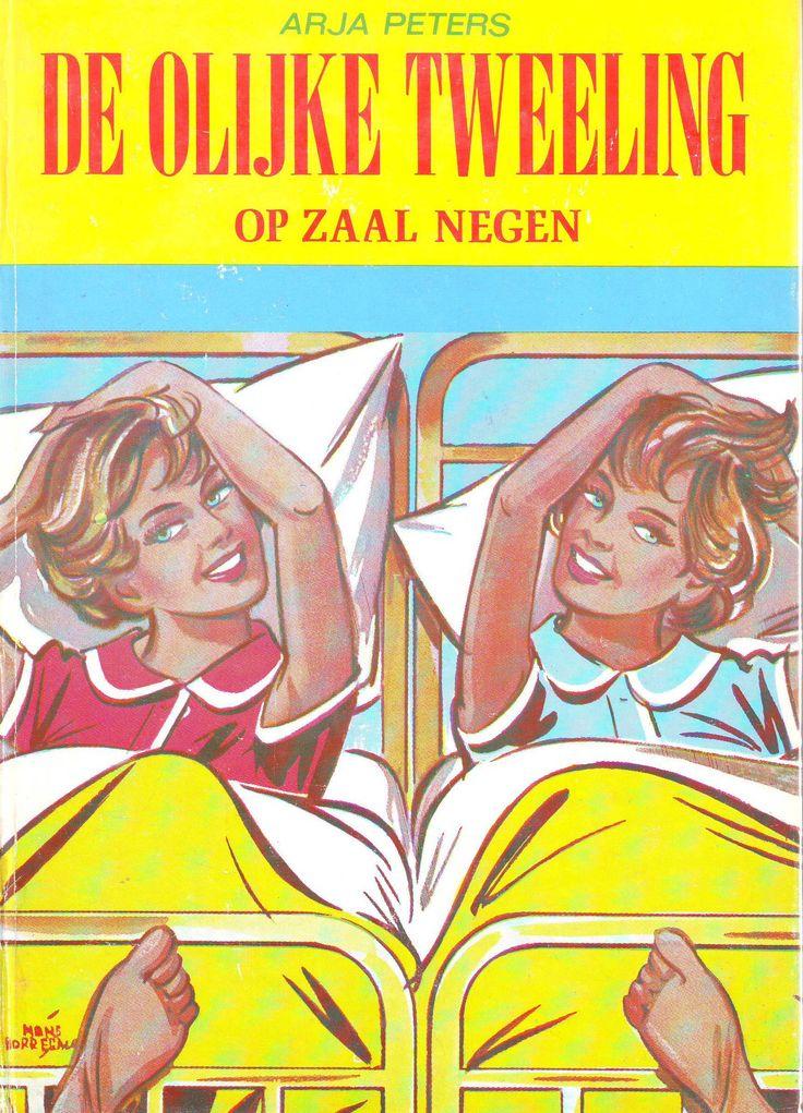 De olijke tweeling op zaal negen