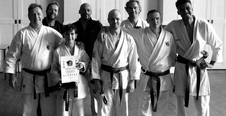 Harlow Karate Club