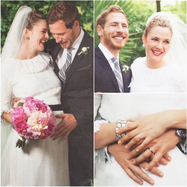 Congrats Drew Barrymore and Will Kopelman!   Celebrity ...