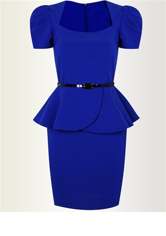 Mia Royal Blue 45 00 A Stunning Ed Dress With Stretch Bengaline Material Perfect