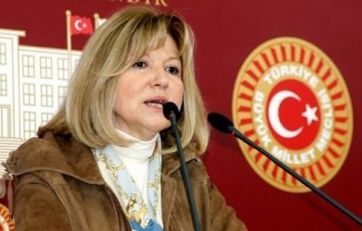 Nur Serter: CHP ve MHP'nin Köşk adayı Deniz Baykal olmalı