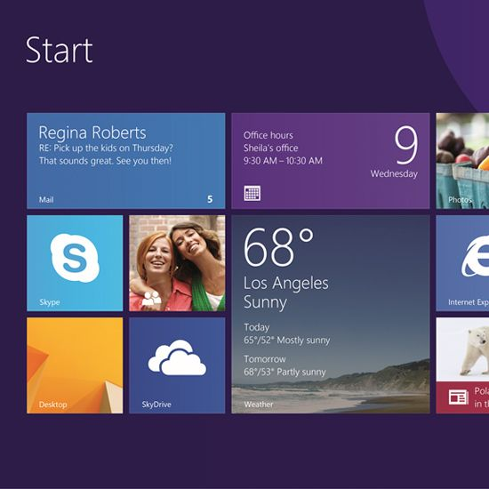 I have Windows 8.1. I do not like Windows 8.1, but.........Time-saving Windows 8.1 tips and tricks
