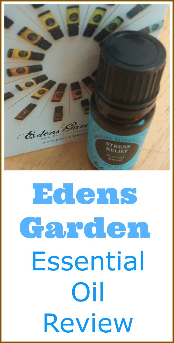 17 Best ideas about Edens Garden Essential Oils on Pinterest
