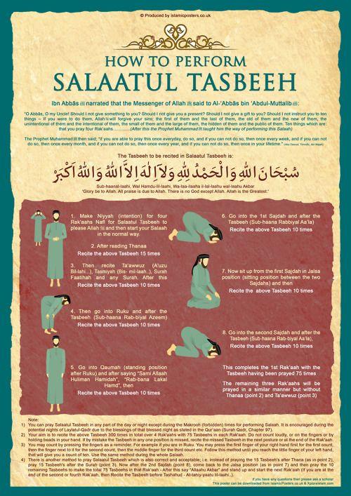 Salaatul Tasbeeh