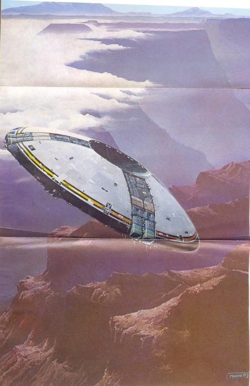 UFO: La guerre des Berserkers, art by  Manchu