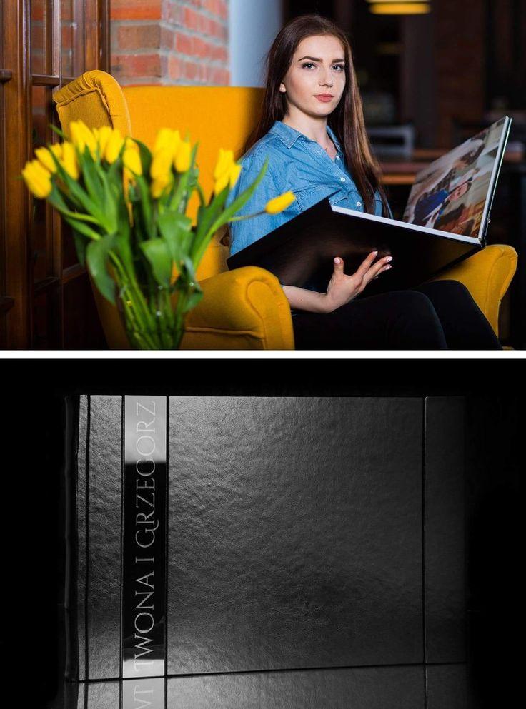 NOWOŚĆ !!! Ostania nasza realizacja. Piękny fotoalbum o wymiarach 30x45cm w kolorze czarnym w wstawką akrylową+grawer. Zastosowaliśmy tutaj nowatorski sposób zapięcia albumu na magnes. Jesteś fotografem napisz do nas.Więcej szczegółów na naszym firmowym blogu.  http://www.albumstyl.eu/ekskluzywne-fotoalbumy-nowosci/  #fotoalbum #ekskluzywnyfotoalbum #luksusowyfotoalbum #albumslubny #fotoalbumy