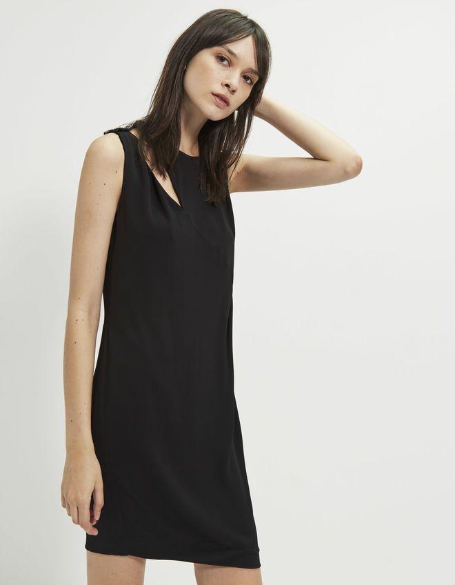 IKKS_Women's jewel-shoulder dress