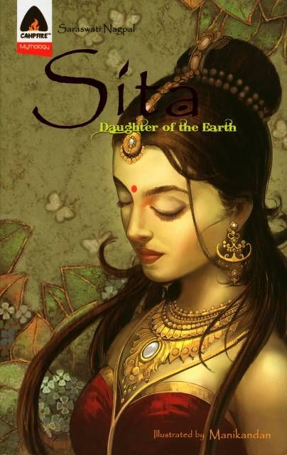 Sita Daughter of the Earth