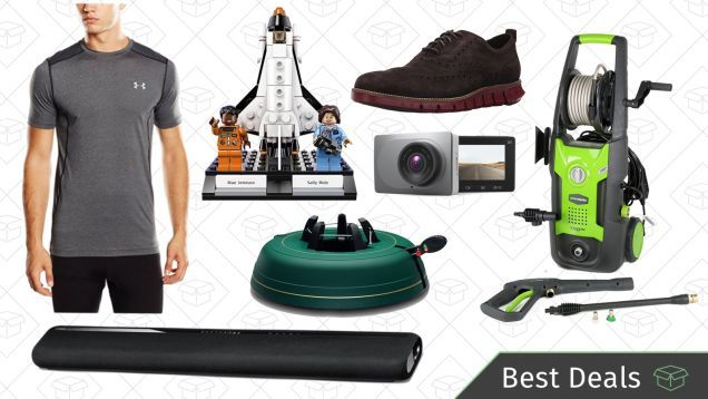 Thursday's Best Deals: Yamaha Sound Bar, Dash Cam, Pressure Washer, and More