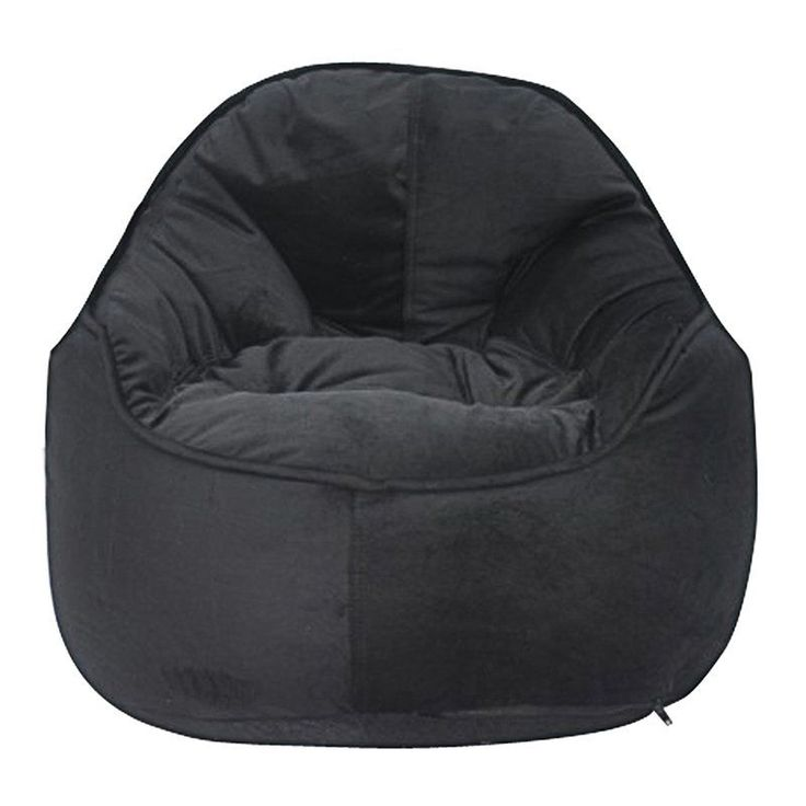 Modern Bean Bag Mini Me Pod Small Bean Bag Chair Black - MBB918B - BLACK - Best 25+ Modern Bean Bags Ideas On Pinterest Bean Bag Couch