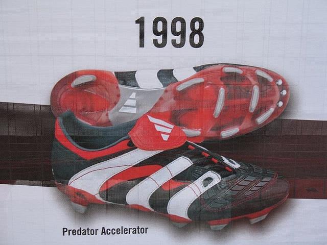 Adidas Predator Vecchia Scuola Battute