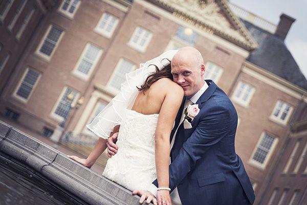 Wedding photography Kasteel Het Loo