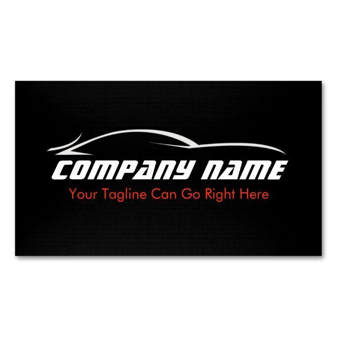 56 best monochrome business cards images on pinterest carte de black red car auto carbon fiber business card this is a reheart Images