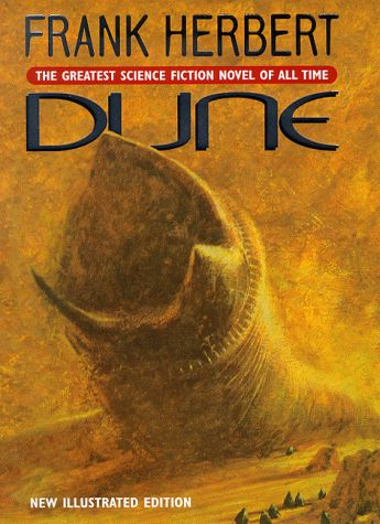 """The first book in my favorite science fiction series, Paul Atreids """" aint no punk!"""""""