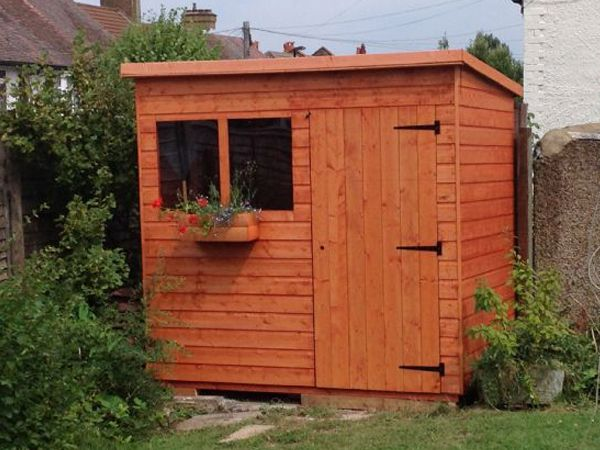 Tiger sheds summerhouses storage shed ventilation junior for Garden shed ventilation