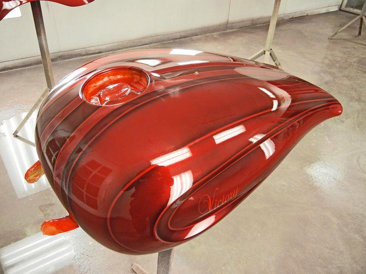 Paragon Customs Motorcycle Custom Paint Ideas Custom