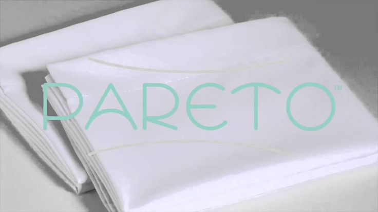 Introducing PARETO Woven Linens, by MIP.  Now whiter, softer, longer lasting than traditional woven linens! Increased patient/resident comfort and laundry efficiency!  It's more than just a principle, PARETO Woven linens are simply PERFECTION!  Don't take our word for it, see & feel for yourself!  For more info: http://www.mipinc.com/assets/user/brochures/NewFlyer2015-WovenPareto-LR.pdf  Available: Flat sheets and Pillowcases